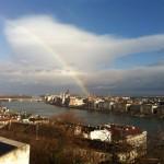 Budapest , Te Csodas! Budapest Rainbow